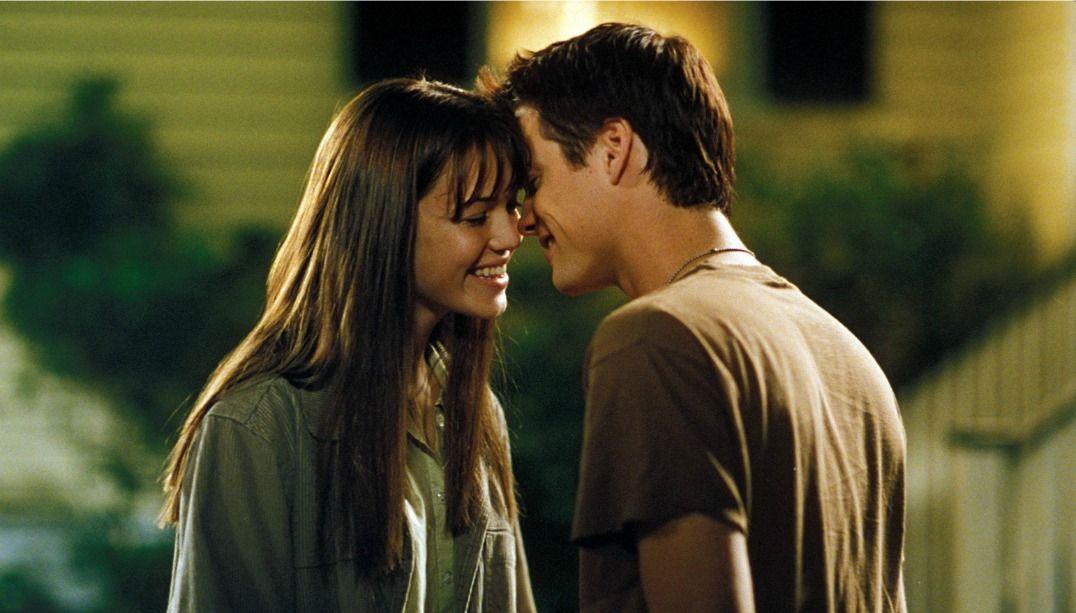 Casal de Um Amor Para Recordar se reencontra