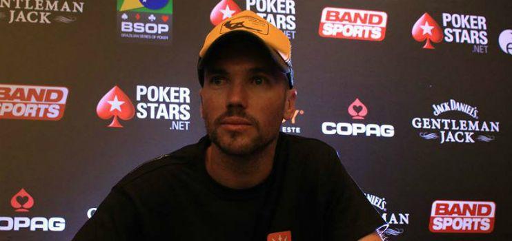 Bruno Soares poker punta