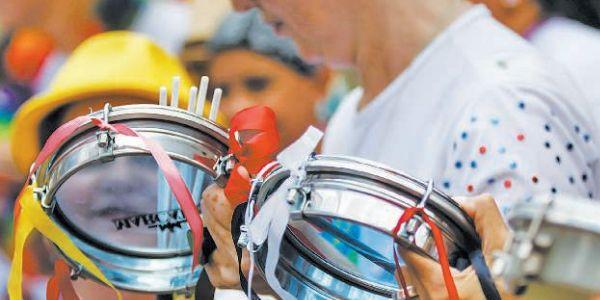 Crescimento do Carnaval em BH coloca o Estado entre os três maiores do país /  DOUG PATRÍCIO/BRAZIL PHOTO PRESS/FOLHAPRESS