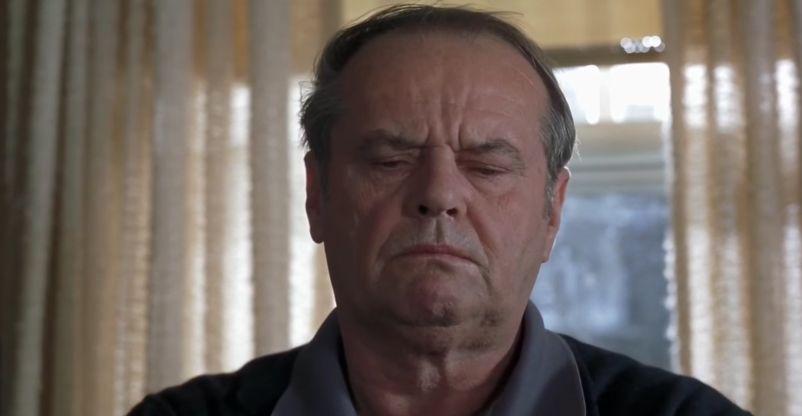 Jack Nicholson se prepara para voltar à ativa / Reprodução/YouTube