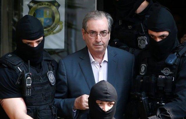 Ministério Público Federal é contra julgamento de Cunha no Rio