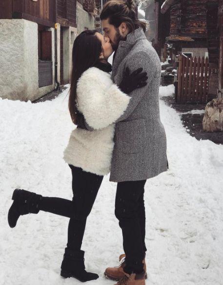 Luan Santana curte viagem romântica com namorada