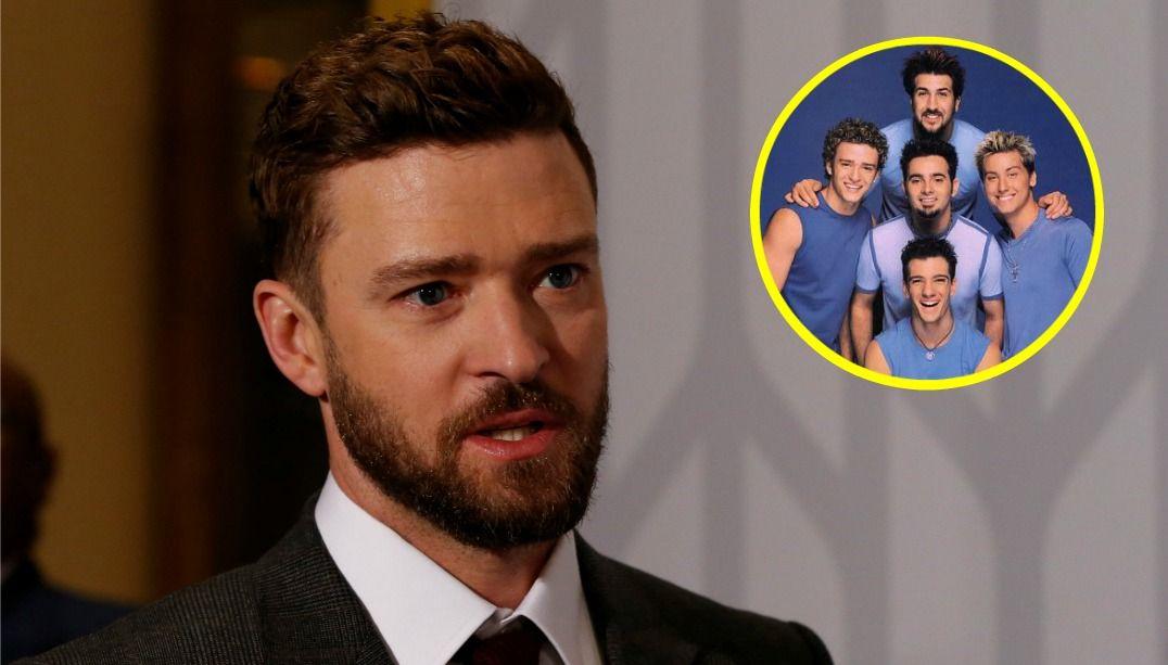 Justin Timberlake revela por que saiu do 'N Sync