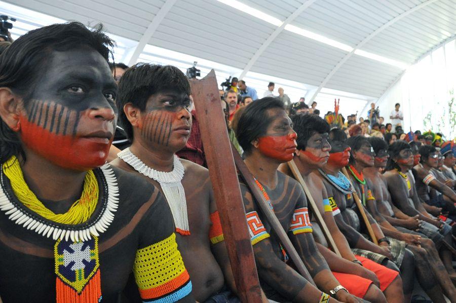 Índios são os maiores críticos da construção da usina