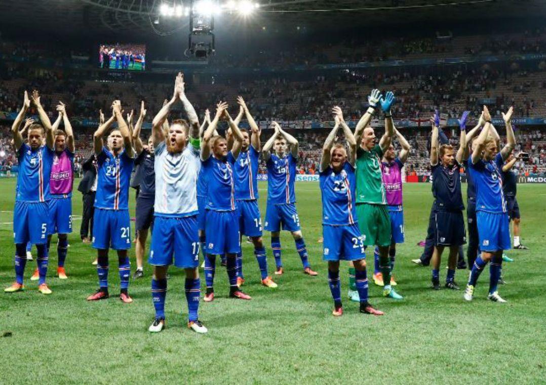 c47008c9e9df2 Seleção da Islândia foi a grande surpresa da Euro 2016 (Foto  Michael  Dalder Livepic Reuters)