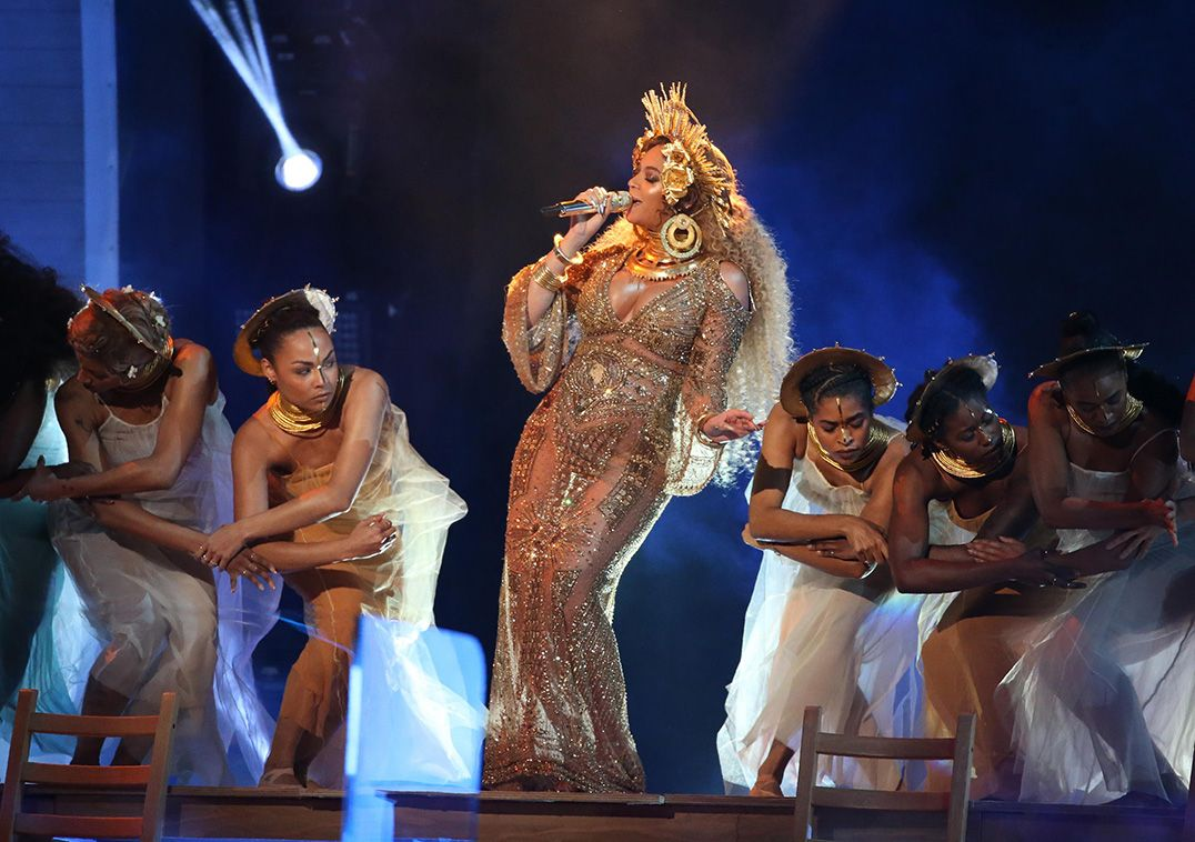 Beyoncé está grávida de gêmeos / Lucy Nicholson/Reuters
