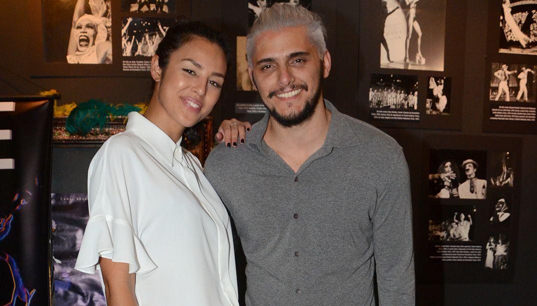 Yanna e Bruno começaram a namorar em 2013