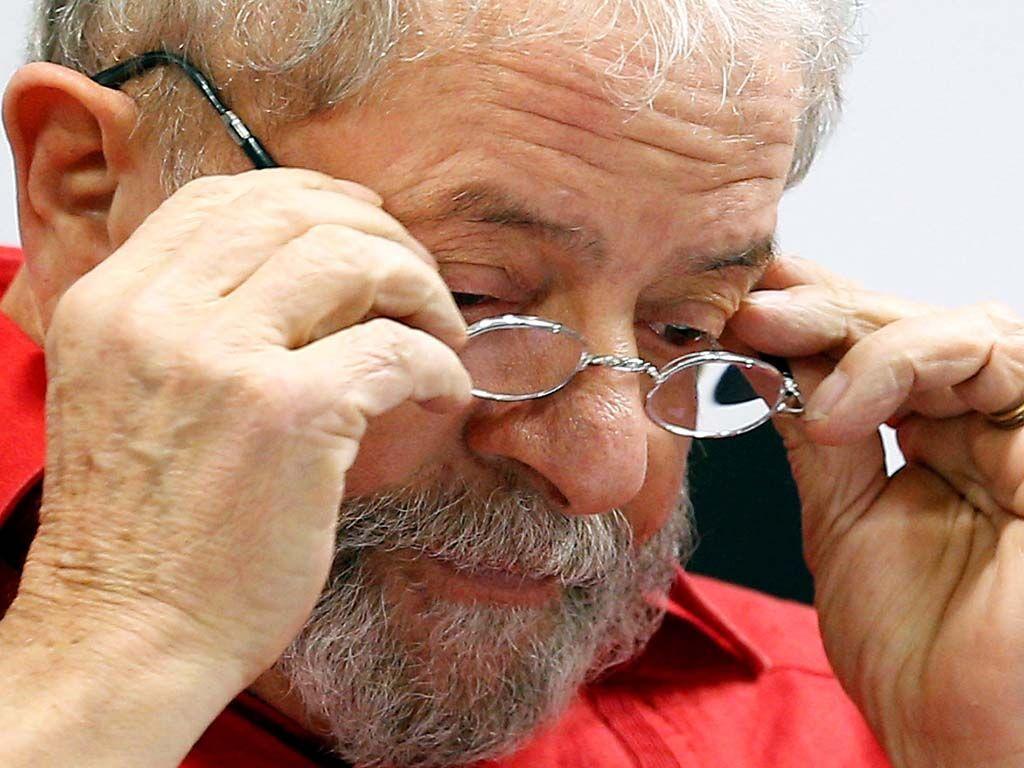 De acordo com o colunista, Lula usa apenas aparelhos de seguranças e assessores /  Marcelo Camargo/Agência Brasil