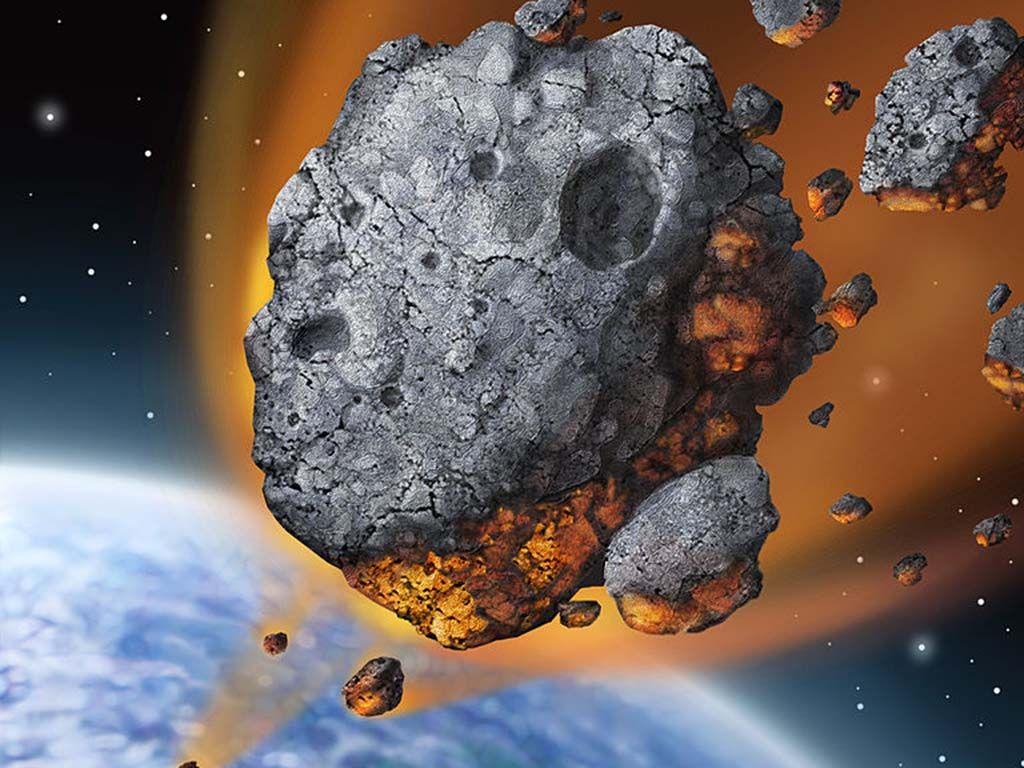 Meteoro pode devastar a Terra antes do Carnaval, diz teoria