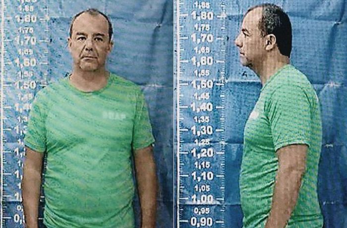 Sérgio Cabral está preso desde o ano passado. / Reprodução