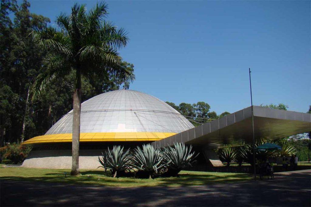 Planetário do Ibirapuera: modelo de negócio para os observatórios ainda não está definido / Divulgação/Parque Ibirapuera