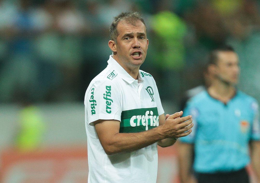 Baptista vai testar time da estreia da Libertadores contra Red Bull