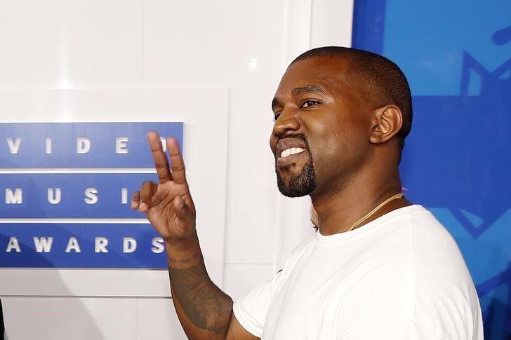 Kanye West durante evento em Nova York / Lucas Jackson/Reuters