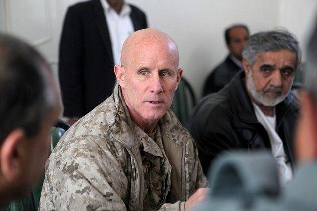 O vice-almirante Robert Harward comandou tropas no Iraque e Afeganistão após o 11 de setembro / Marinha dos EUA via Reuters
