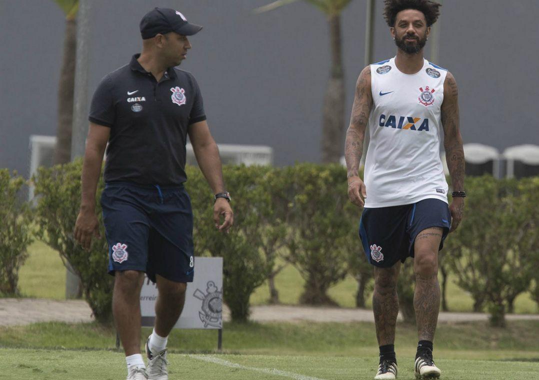 Cristian quer deixar o Corinthians / Ag. Corinthians