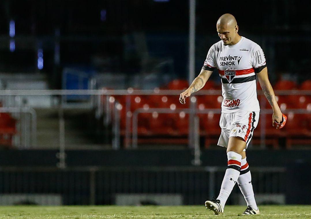 Maicon assume a culpa pelo empate do São Paulo com o Mirassol