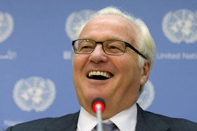 Morre embaixador da Rússia nas Nações Unidas