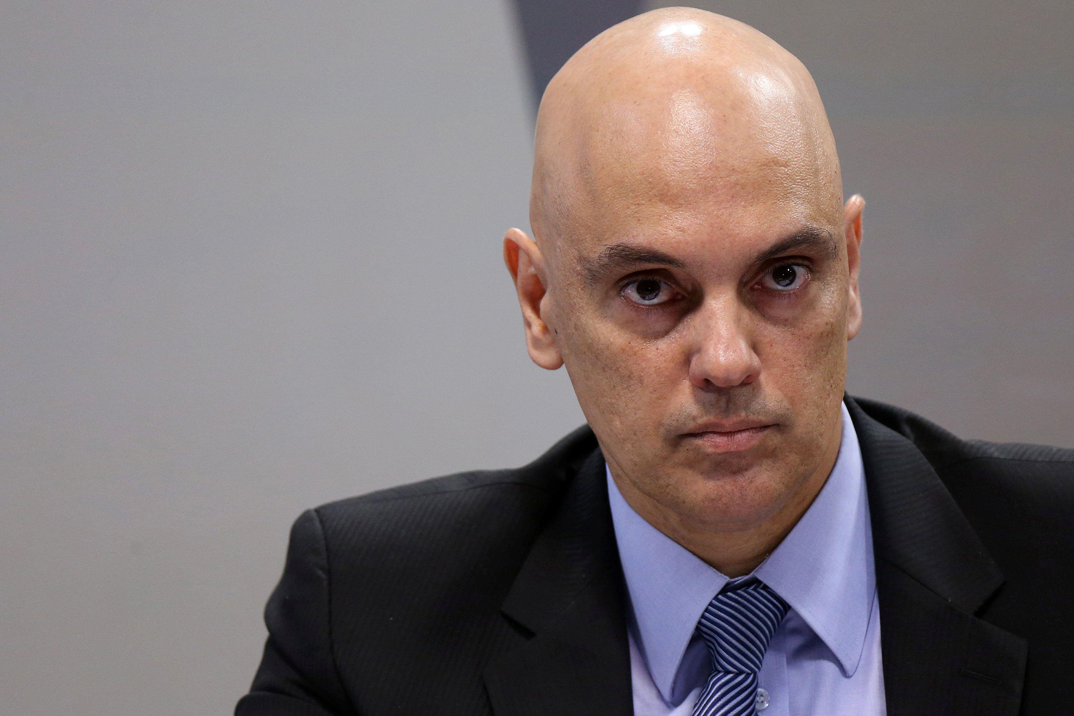 CCJ aprova nome de Alexandre de Moraes para o STF