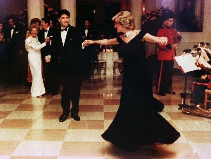Vestidos da princesa Diana serão expostos 20 anos após sua morte