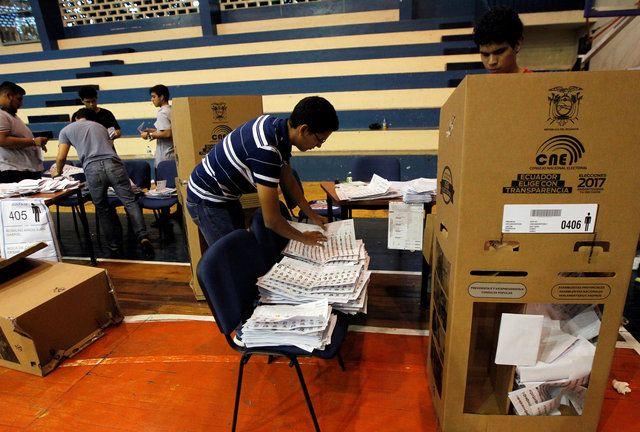 Eleições no Equador terão 2º turno