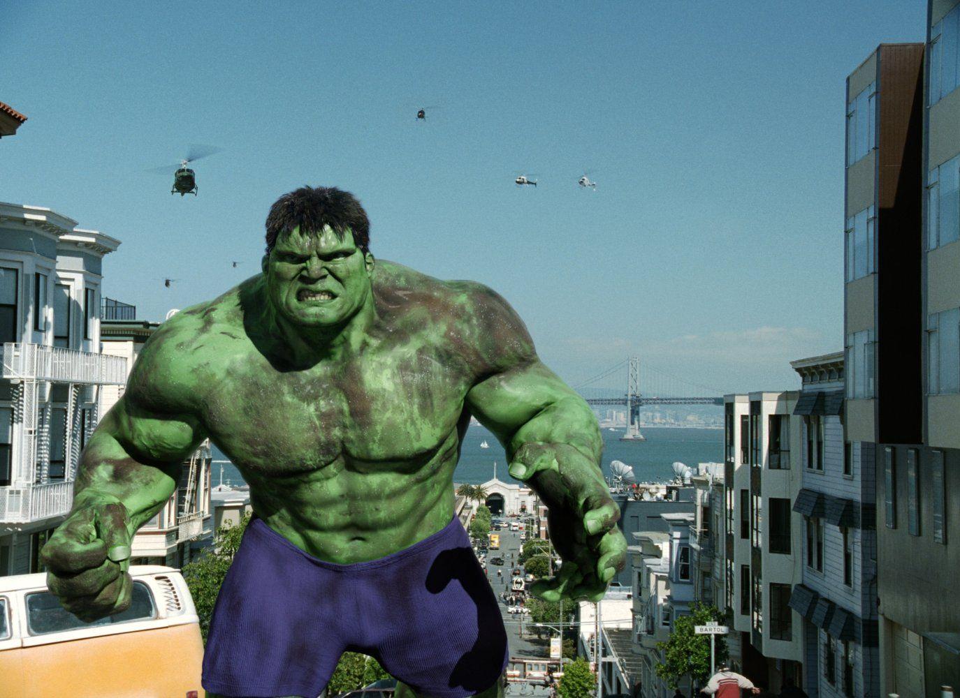 O gigante verde chegou!