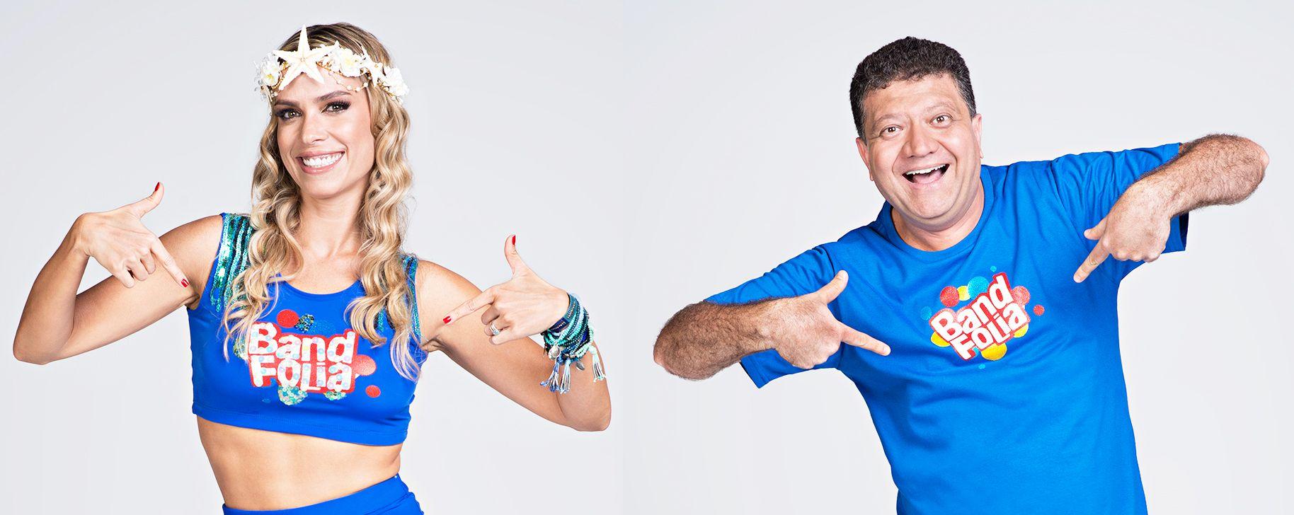 Betinho e Lígia Mendes