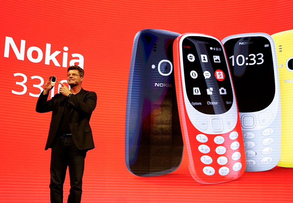 Nokia traz nova versão do jogo da cobrinha