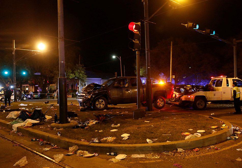 EUA: polícia identifica suspeito de ataque em Mardi Gras