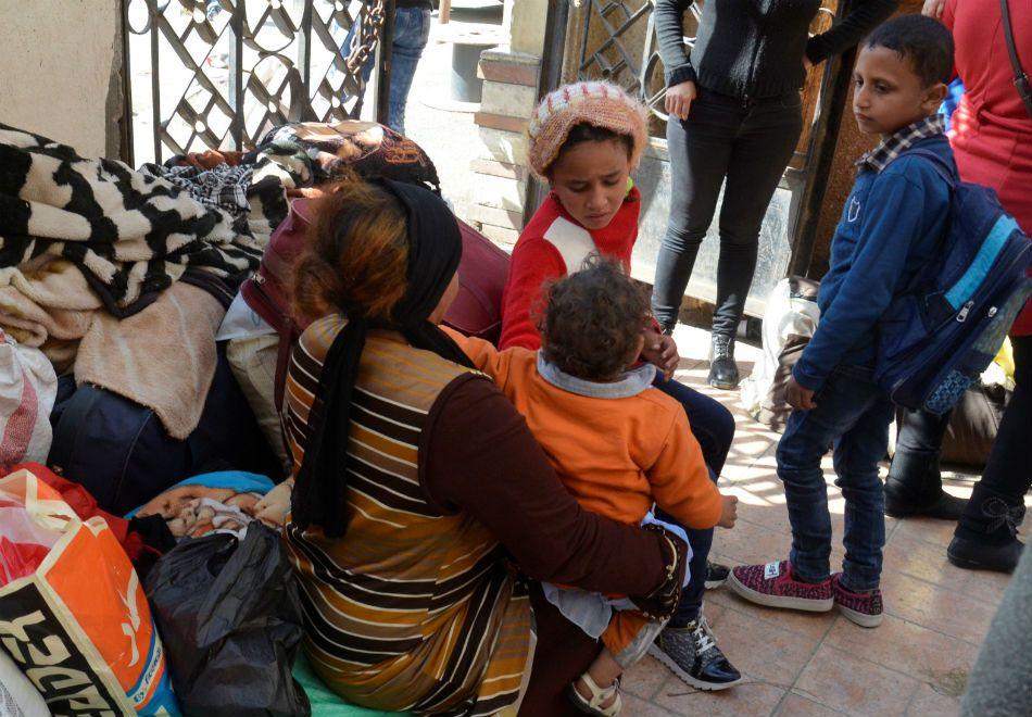 Egito: Cristãos fogem do Sinai após ameaça do EI