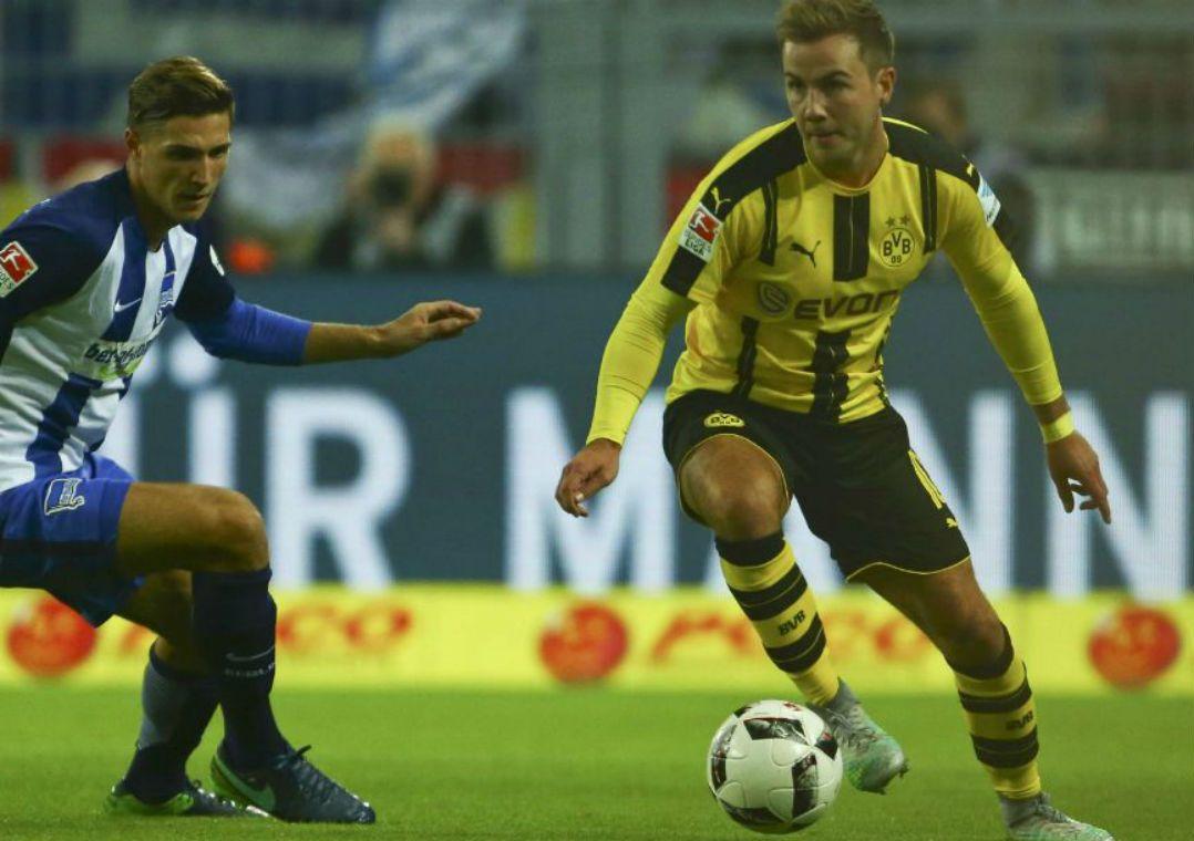 Por distúrbios metabólicos, Gotze é afastado no Borussia Dortmund