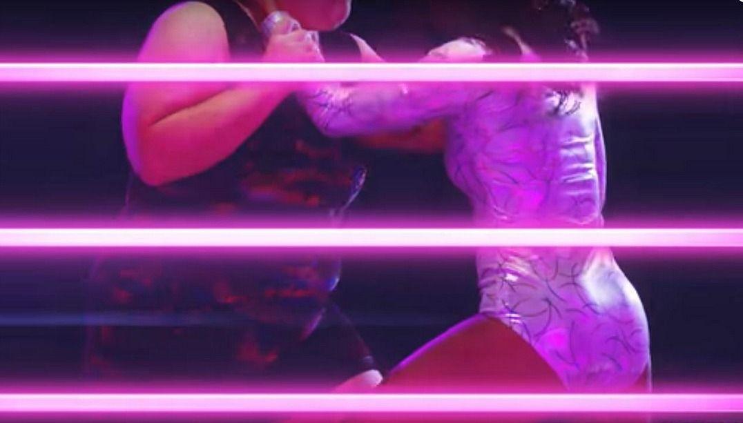 Nova série da Netflix terá luta livre feminina e muito neon