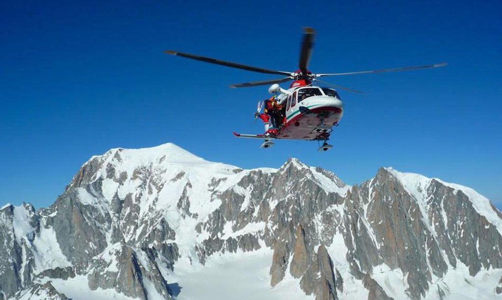 Avalanche mata 3 pessoas na Itália