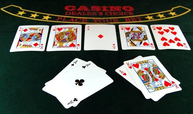 Pela primeira vez, computador bate homem no pôquer Texas Hold'em