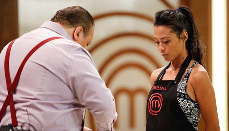 Sabrina Kanai participou da segunda temporada de MasterChef