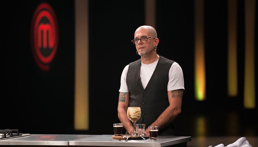 Eu não estava preparado, diz Paulo Sacheta sobre duelo de sobremesas