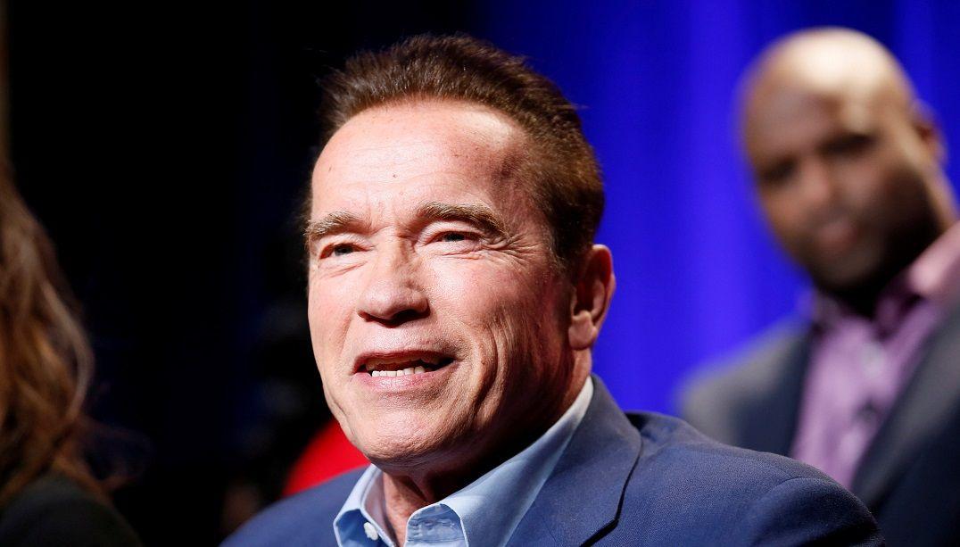 Schwarzenegger abandona Aprendiz Celebridades por causa de Trump