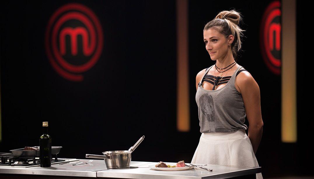 Cozinheiro tem que saber fazer tudo, afirma Taise Spolti