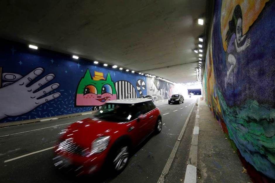 SP terá cinco espaços destinados à prática do grafite