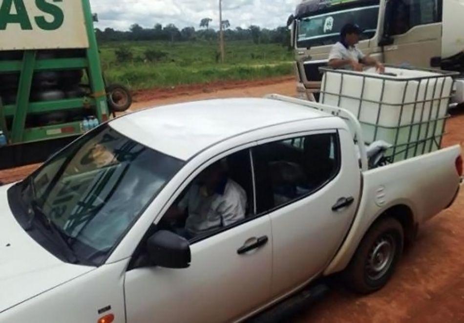 Pará: Tráfego na BR-163 é liberado