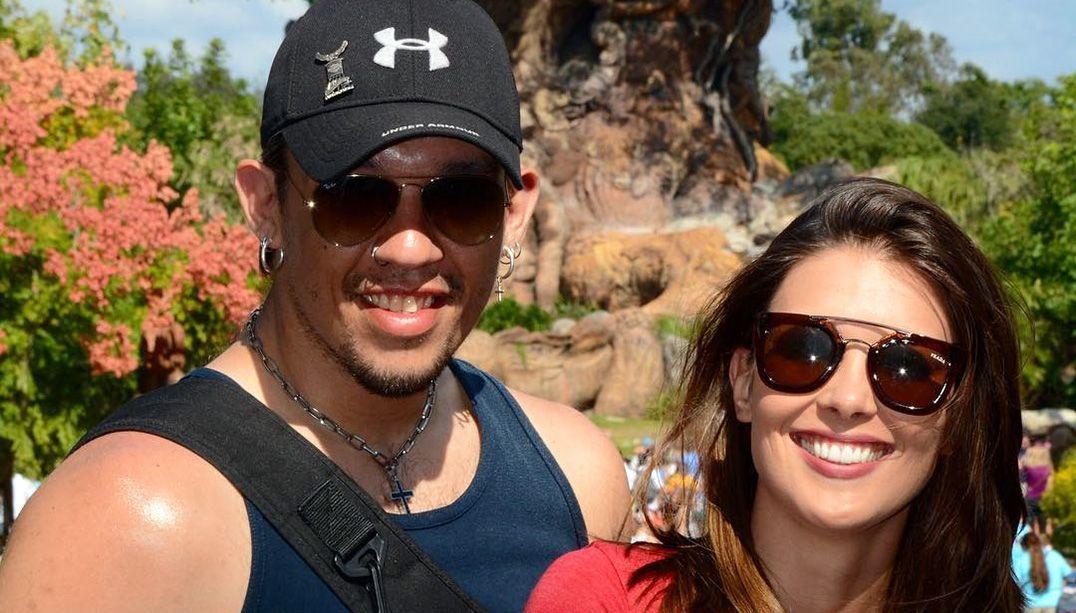 Kiko, do KLB, reata namoro com Miss São Paulo