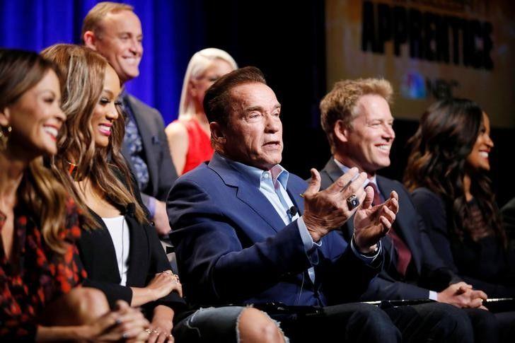 Trump afirma que Schwarzenegger não saiu de O Aprendiz voluntariamente
