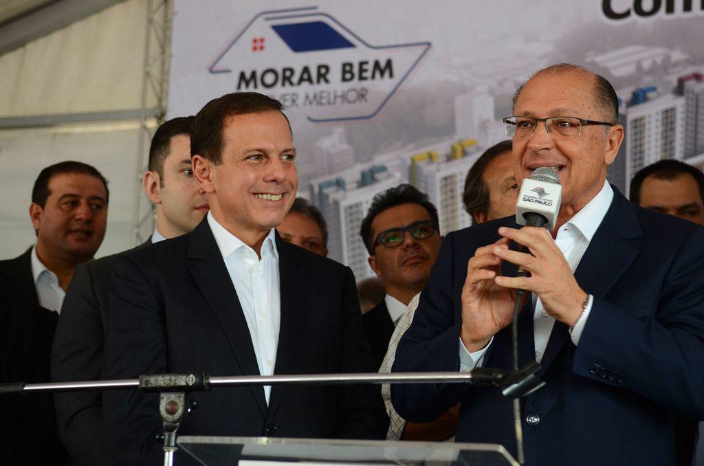 Doria age para evitar crise com Alckmin por 2018