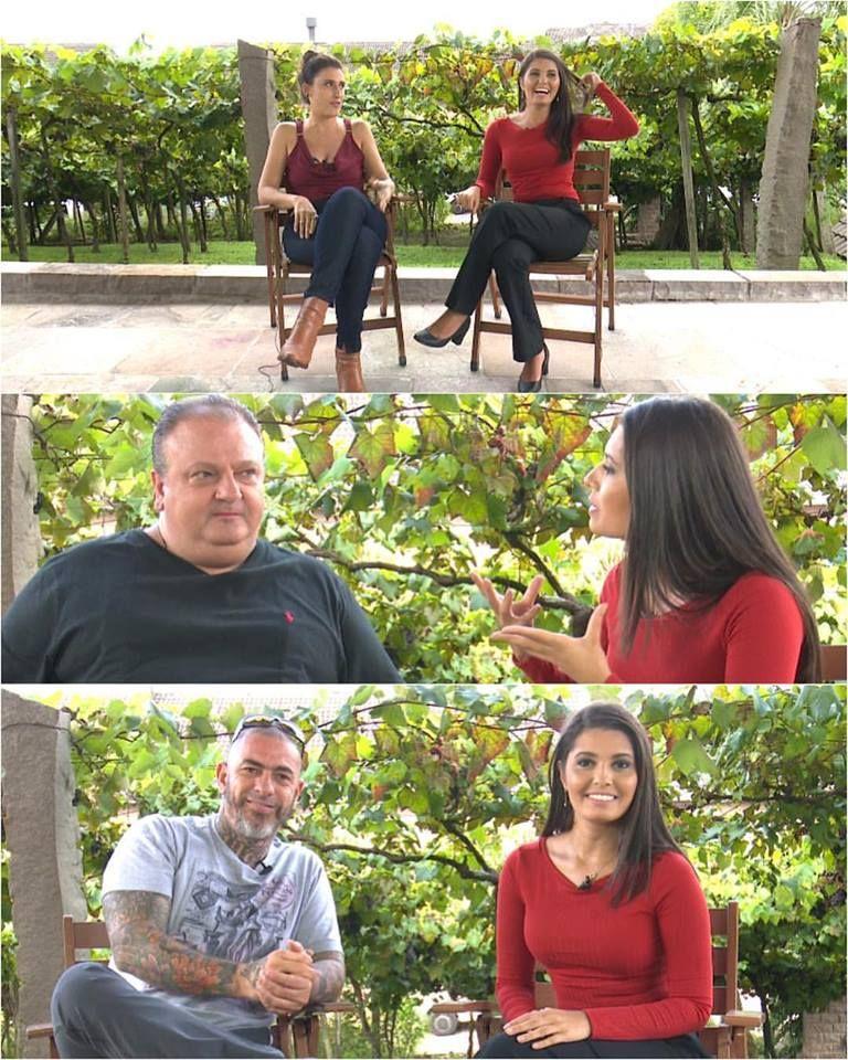 Band Cidade entrevista especial com os jurados do Masterchef Brasil
