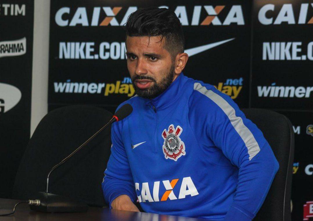 Guilherme jogou apenas 109 minutos em 2017 / Ricardo Nogueira/Rawai/Estadão Conteúdo