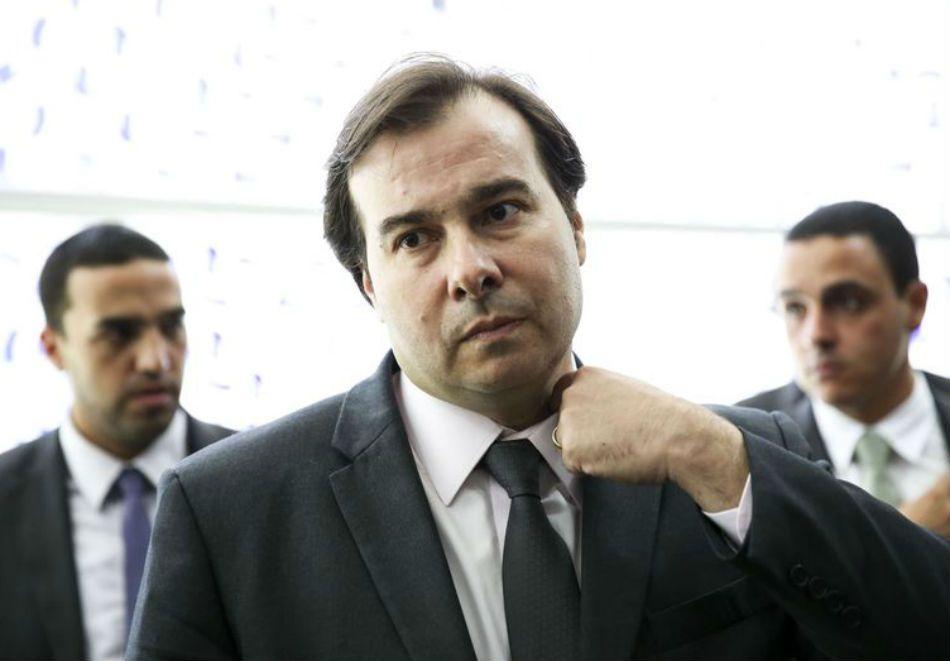 Rodrigo Maia diz que Justiça do Trabalho 'não deveria nem existir'