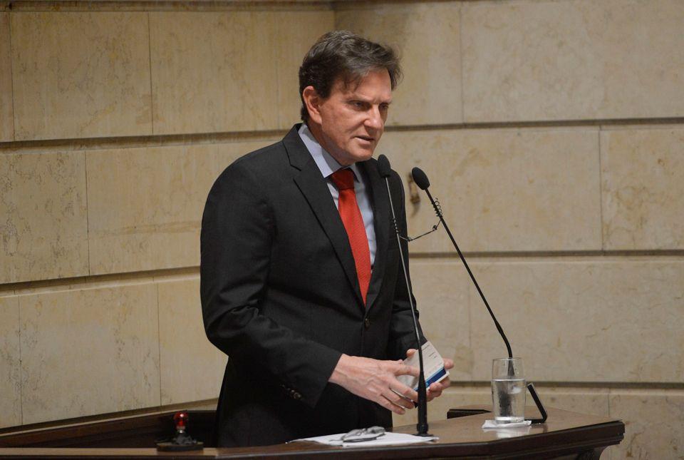 RJ: PF investiga possíveis desvios na gestão de Crivella