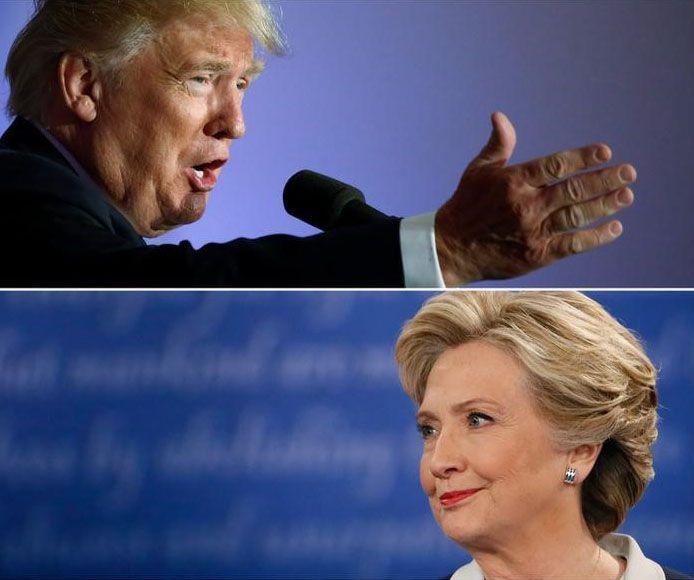 Disputa eleitoral entre Trump e Hillary será retratada em minissérie