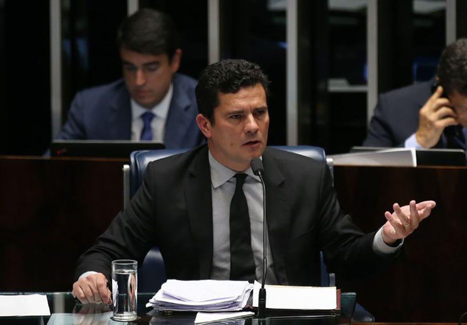 Sérgio Moro quer Lula presente em todas as audiências de defesa / Fabio Rodrigues Pozzebom/ABr