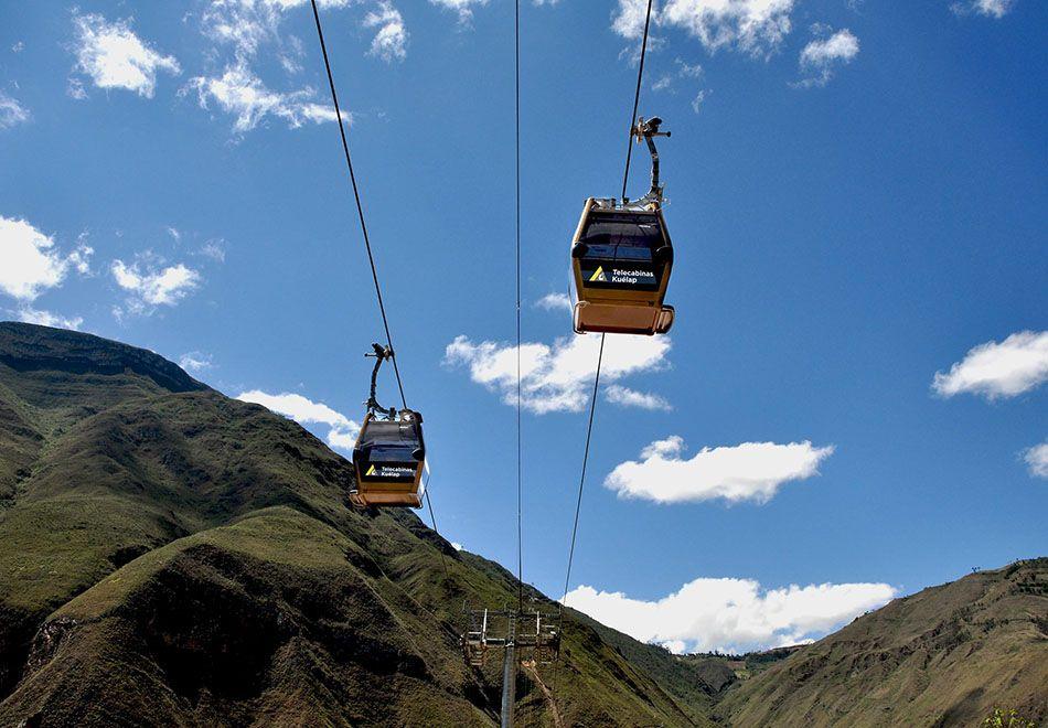Segunda Machu Picchu: Kuelap inaugura teleférico
