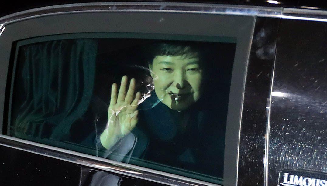 Coreia do Sul: presidente deposta diz que verdade virá à tona